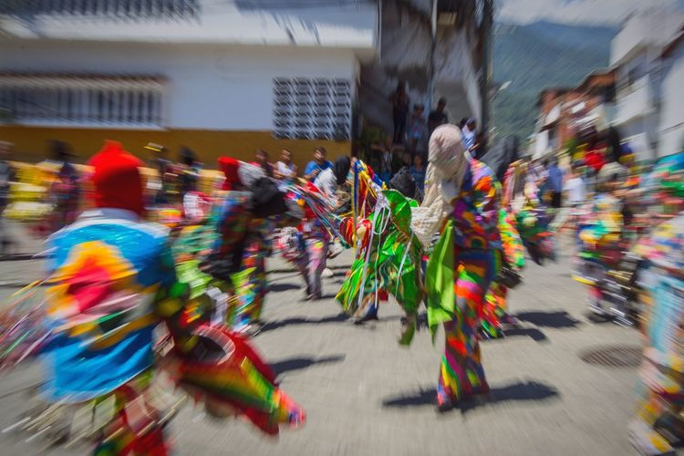Corpus Christi en Naiguatá, con sus diablos danzantes Religion Devils  Venezuela Culture Corpus Christi Naiguata Diablosdanzantes