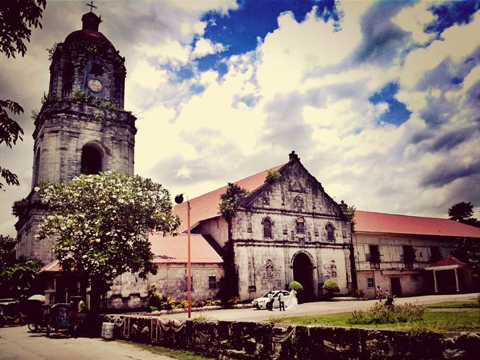 St. Michael the Archangel Church, Argao.. One Of The Oldest Church In The Philippines
