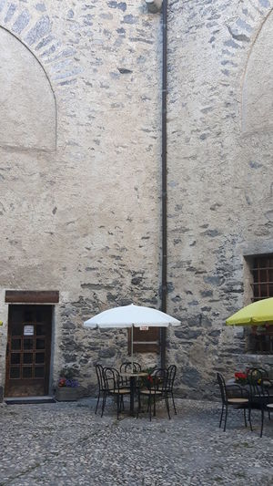 Architecture Architecture_collection Fort Marie -Christine Inside The Fortress Outdoors Reflection Restaurant