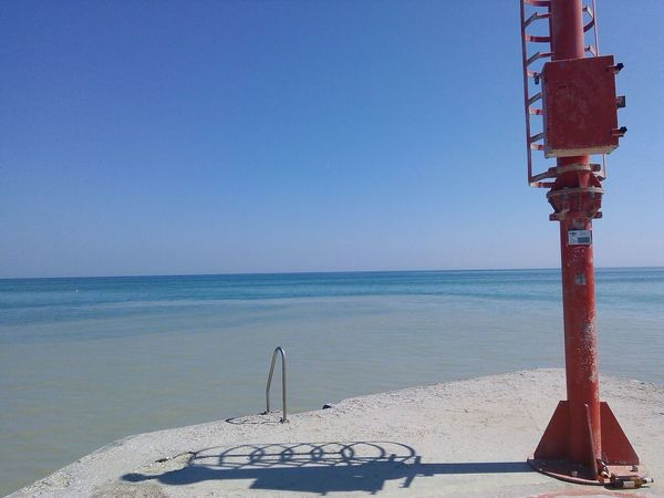 Sea Beach Water Blue Horizon Over Water Sky No People Outdoors Sand Clear Sky Day Tranquility Nature Scenics Blue Sky Blue Bellariaigemarina Rimini, Italy Italy EyeEmNewHere Community The Great Outdoors - 2017 EyeEm Awards No Filter, No Edit, Just Photography The Purist (no Edit, No Filter)