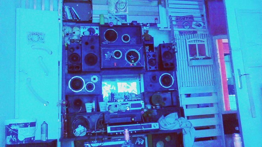 speackermuur! Speakerbuilding Soundsystem Sound&vision Speakers Speaker