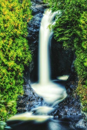 Waterfall Waterfall_collection Statepark North Shore Minnesota Fall