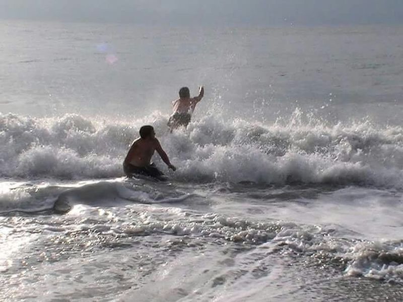 reach for it Body Surfers Ocean Waves Crashing Summertime Summertime Fun Waves, Ocean, Nature Enjoying Life Saltwater