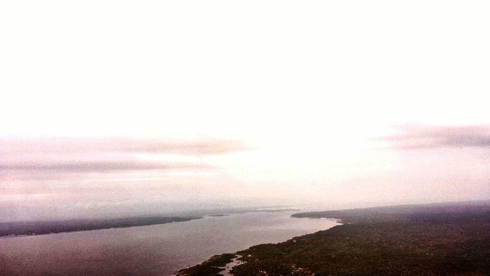 Fleuve Amazone. Aerial Shot Bresil  Brazil Brasil Amazon Amazonia Amazon River Amazone