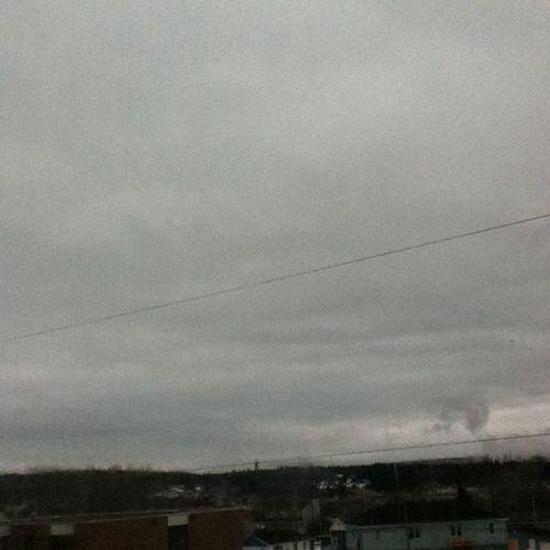 Day2 Photochallenge Weather Prettyshitty cloudy