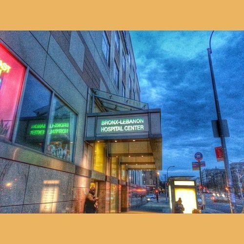 Hospital that never sleeps. BronxLebanonHospital PrayForMyUncleIsreal