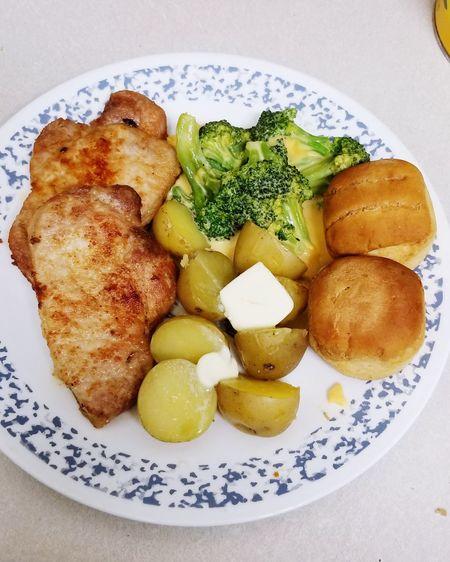 Plate Prepared