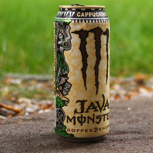 Here's another new Monster Energydrink Monster Cappuccino JavaMonster