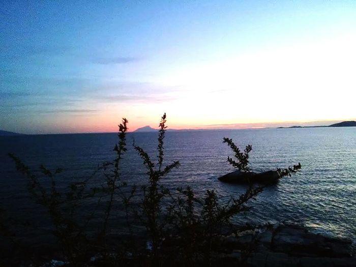 @ Kavala In Greece  Kavala Sky Skyporn Skylovers Sunset Sunset_collection Sunsets RedSky