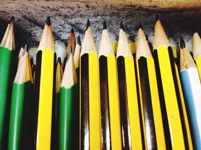 Pencil Carbon Pencils Same