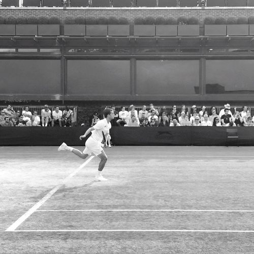 Wimbledon Championships Wimbledon2017 Tennis 🎾 Blackandwhite EyeEm Best Shots EyeEm Gallery Eye4photography  EyeEm Selects