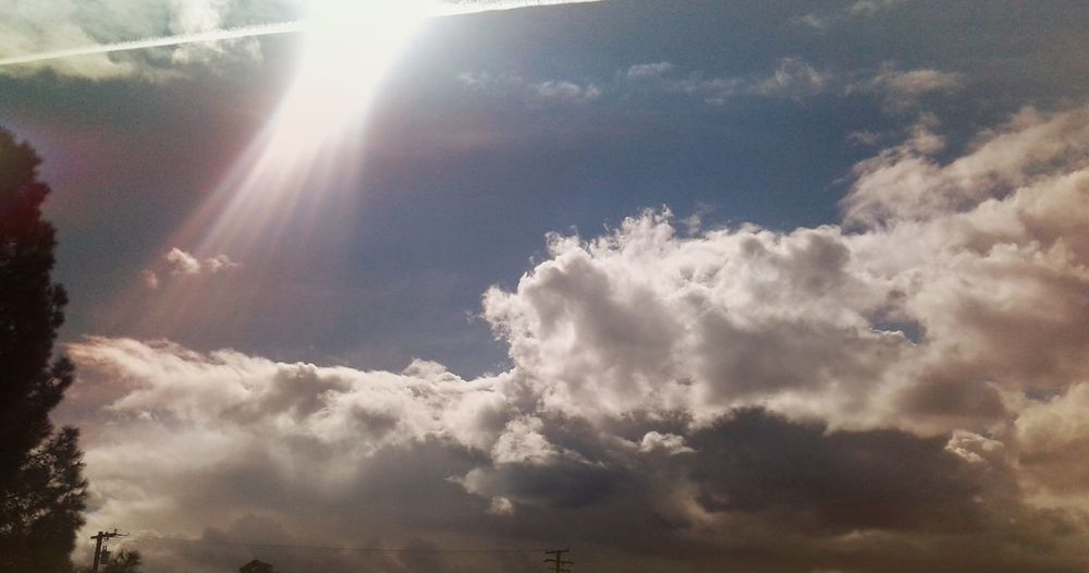 Sky Day Phoneography Clouds Bay Area Outdoors PhonePhotography Weather California Beauty In Nature Eyeemphoto Cloud - Sky Neighborhood Check This Out Beautiful Skyline