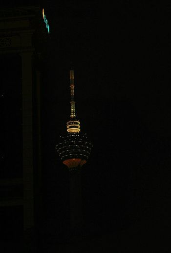 No People Illuminated Indoors  Sky Kuala Lumpur, Malaysia Kuala Lumpur Tower night Outdoors Welcome To Black Night Lights