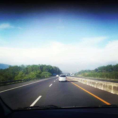 Throwback Jakarta Highway Nofilter
