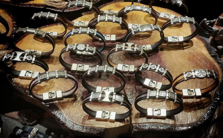 Bracelet Jewelry Braccialefattoamano Braccialetti Oldtimes Vecchi Tempi... Oggetti Medioevo Cuoio Leatherwork Medieval Market