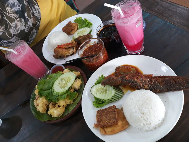 Indonesian Food Pecallele Sodagembira Food And Drink INDONESIA Javanese Spicy Chilli Pink Cold Beverages