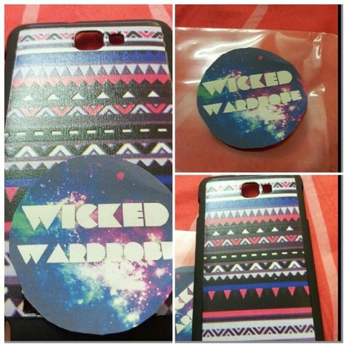 Yeayyy!! Mr.Note sy ada bj br...hehehe... Suka.. Wickedwardrobe Wickedwardrobelovers Note1 Casing thanks @wickedwardrobe