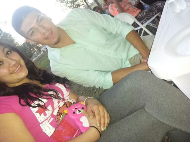 joaquin and me ♥