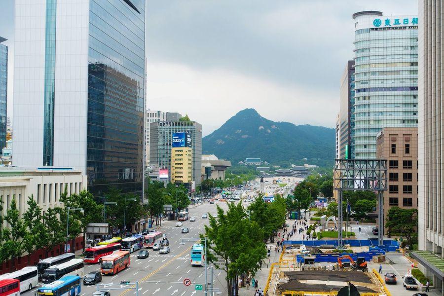 South Korea Korea Seoul Seoul, Korea City Cityscapes City View  Landscape Landscape_photography Photo Lightroom Lightroom Mobile Sony Rx100m3 Rx100iii Sony Rx100 M3