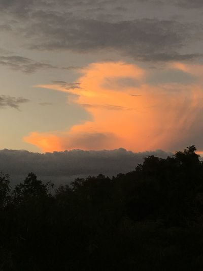 Philippines Antipolo, Rizal Ph Filipino Skies I Love Luzon I Love The Philippines End Of Day Heart Cloud Serene Philippines Sky Lines