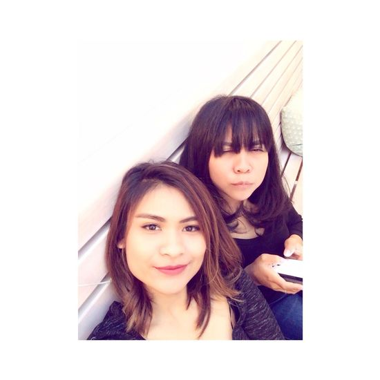 Lovely sista Longtimenosee Longtimenoselfie Missing You Loveyou Love Hanging Out Japan INDONESIA
