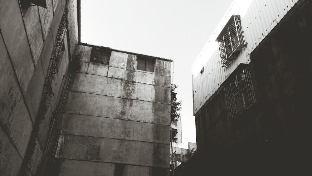 Blackandwhite Streetphotography Urbex VOID