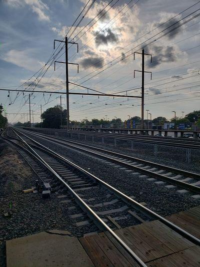 Train 🚉 tracks