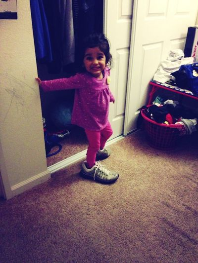 Big Shoes.