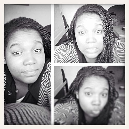 Old But Black And White