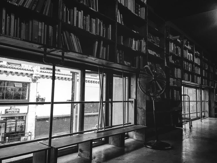Architecture Balcony Book Bookstore Building Building Exterior Built Structure City Day Door Glass - Material Indoors  No People Old Fashion Style Outdoors Railing Residential Structure Transparent Window Wood - Material Here Belongs To Me Things I Like Up Close Street Photography The Architect - 2016 EyeEm Awards