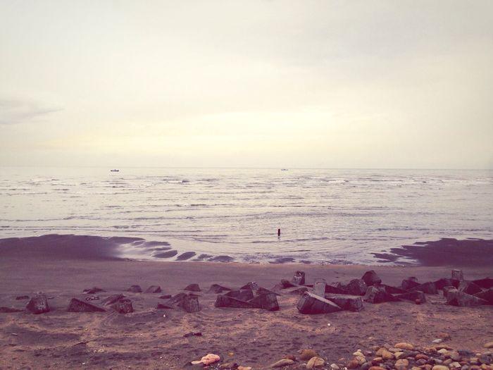 公衛實習之新屋收容所。 Sea Iphonephotography First Eyeem Photo