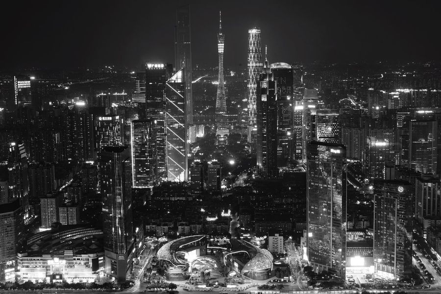 Hello World Canon EyeEm Best Shots - Black + White Black & White Eye4photography  Light City Night Stree Photography Taking Photos Bulding