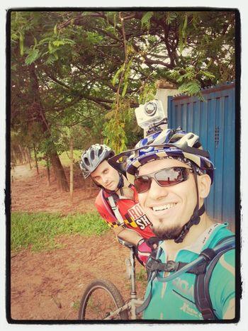 Montainbike MTB Gopro