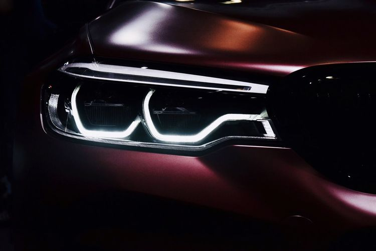 -M5- New York International Auto Show Close Up Mean Headlight M5 Bmw Land Vehicle Illuminated Mode Of Transportation Close-up No People Car Motor Vehicle Technology