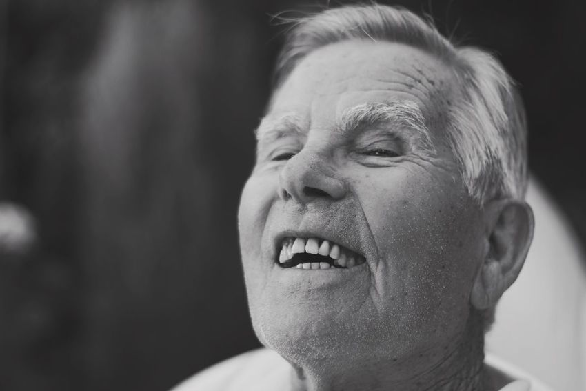 B&W Portrait Lovely grandpa Eye4photography  Taking Photos GoodTimes Check This Out EyeEm Best Shots OpenEdit Love