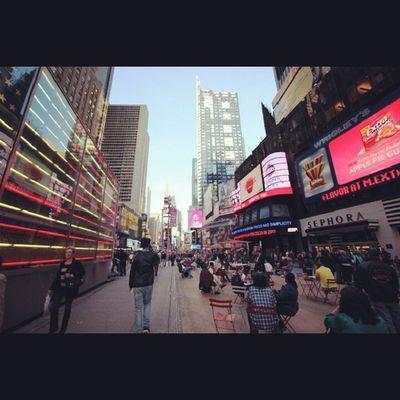 Good morning :) Newyork USA Camera 50D stock photo.