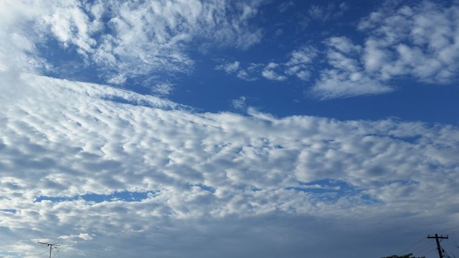 Cloud - Sky Nubes Y Cielo White Color Blue Day Beauty In Nature