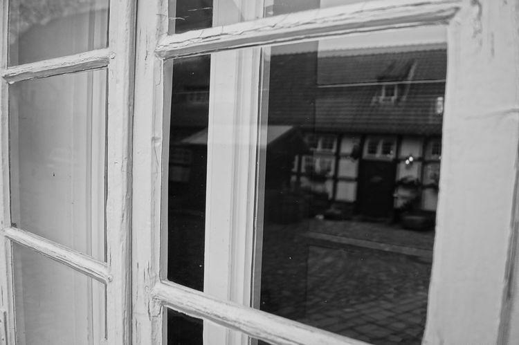 Black And White Photography Blackandwhite Built Structure Goslar Goslar Germany No People Spiegelbild Spiegelung Goslar