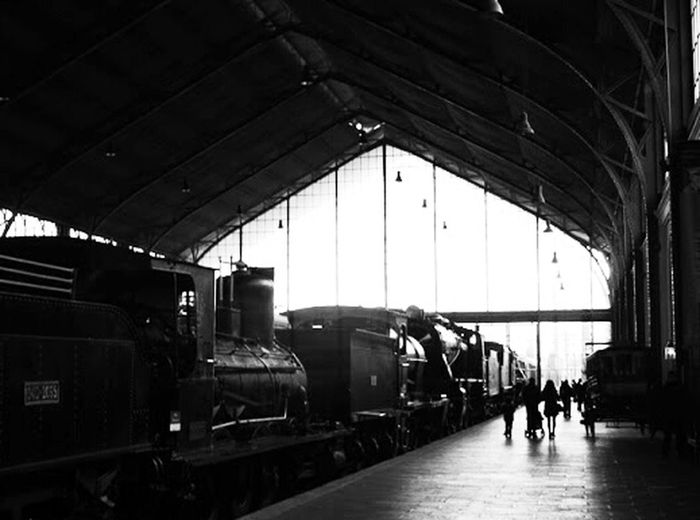 llega el tren de esperanza sur Bw_collection Bw_friday_challenge Blackandwhite EyeEm Best Shots