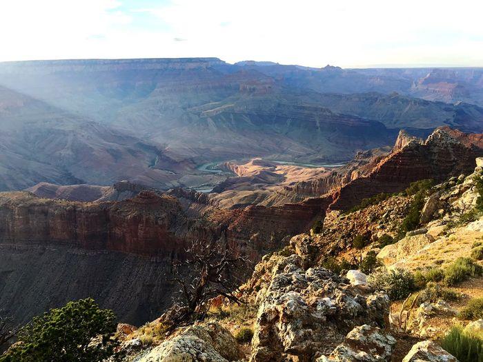 Grand Canyon Lipon Point