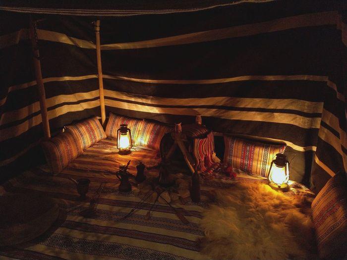 tent Arabic