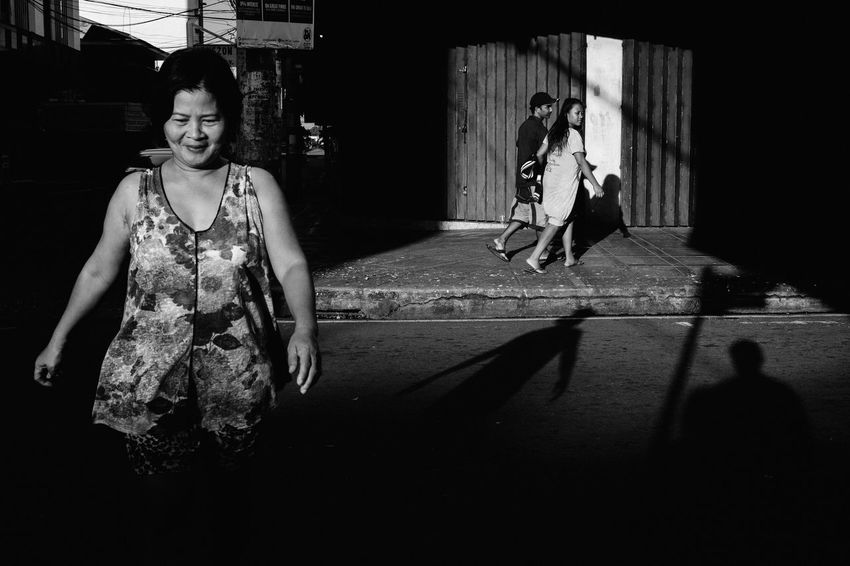 Streetphotography People Eyeem Philippines Light Light And Shadow Chiaroscuro  Street Real People Street Photography Philippines Streetphoto_bw B&w Street Photography Street Life The Human Condition EyeEm Lucena People And Places Everybodystreet Chiaroscuro  Black And White Friday