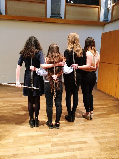 Girls Conservatory Of Music Quatuor Friends