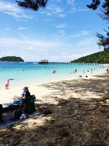 Sapi Island, Sabah Views is on point!!! 😍 Beachphotography First Eyeem Photo