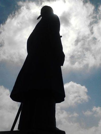 Indonesian Profile Indonesian Statue, Jendral Soedirman, Pacitan's Monumen, Pahlawan Nasional Panglima Besar Panglima Besar Jendsoedirman, Patung Pahlawan