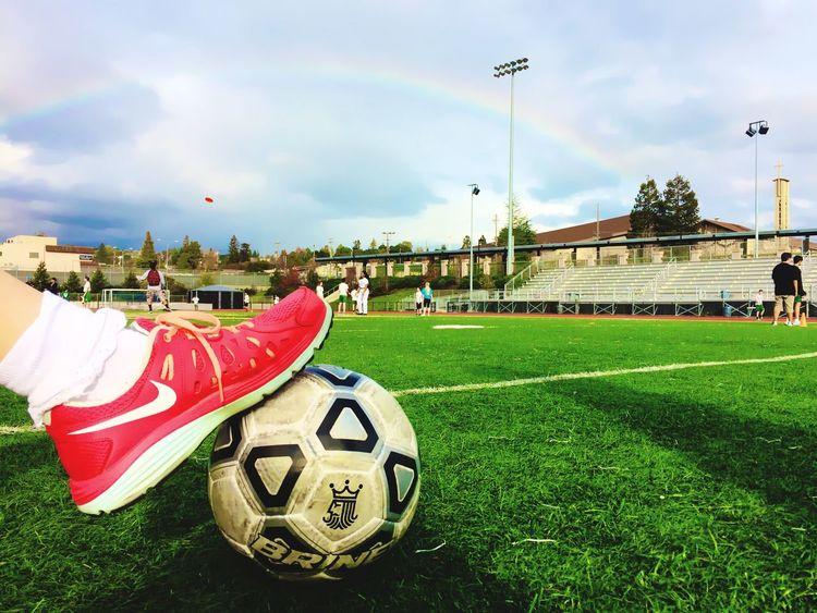 ⚽️? Soccer Sport Rainbow