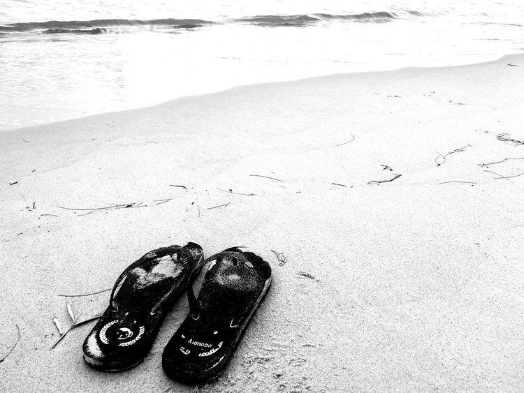 Portdicksonbeach Black And White Colour Of Life PhonePhotography Handphonephotograhy