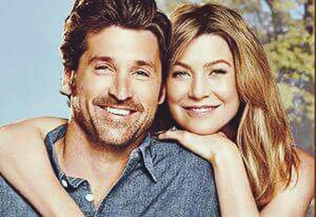 Team Derek & Meredith always and forever Grey's Anatomy IloveIT ♡ Derek & Meredith Perfect Couple ♥
