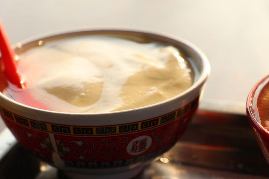 Tofu Food And Drink HongKong Sweet Food Bean Curd Yuen Long Classic Chinese Food Chinese
