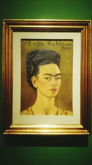 Portrait Frida Khalo São Paulo Brazil Surealism Feminism Mexico Tomie Otake Painting Sao Paulo - Brazil Women Who Inspire You